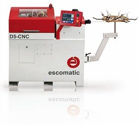 ESCO Escomatic D2/D5 CNC